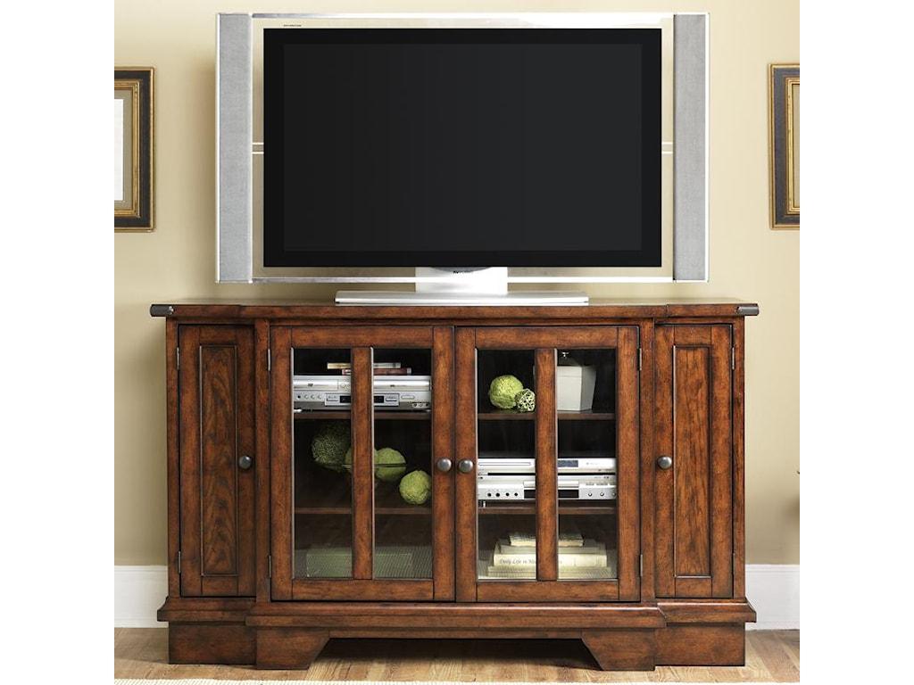 Liberty Furniture Cabin FeverTV Console