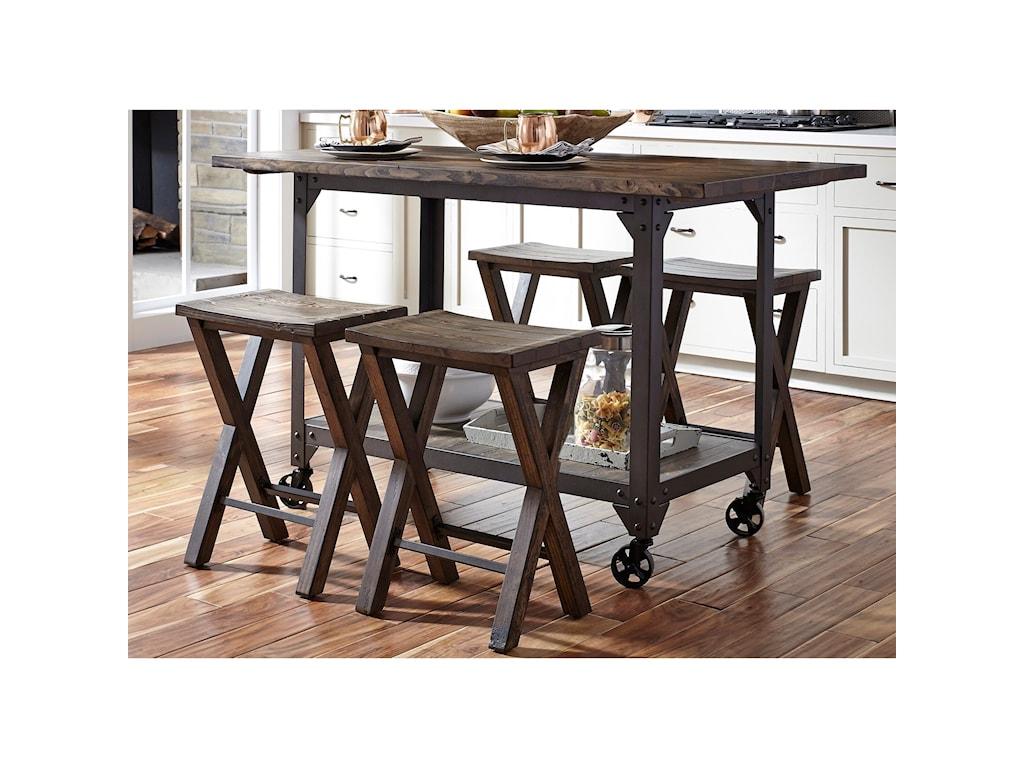 Liberty Furniture CaldwellCounter Height Stool