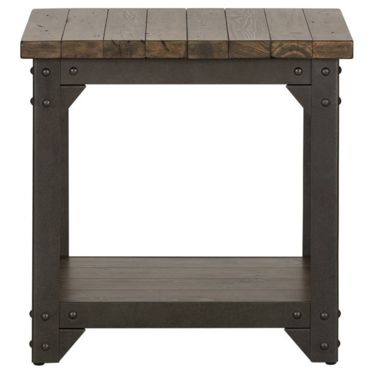Liberty Furniture Caldwell Occ3 Piece Occasional Table Set