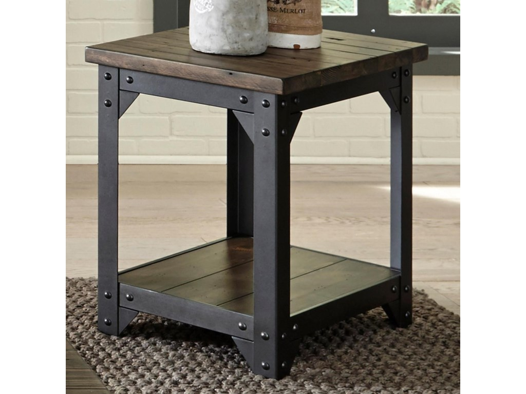 Liberty Furniture Caldwell OccChair Side Table