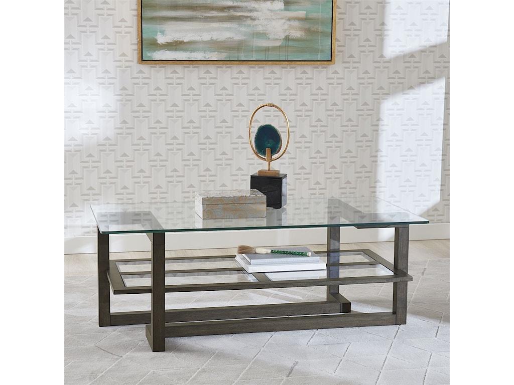 Liberty Furniture CalypsoRectangular Cocktail Table