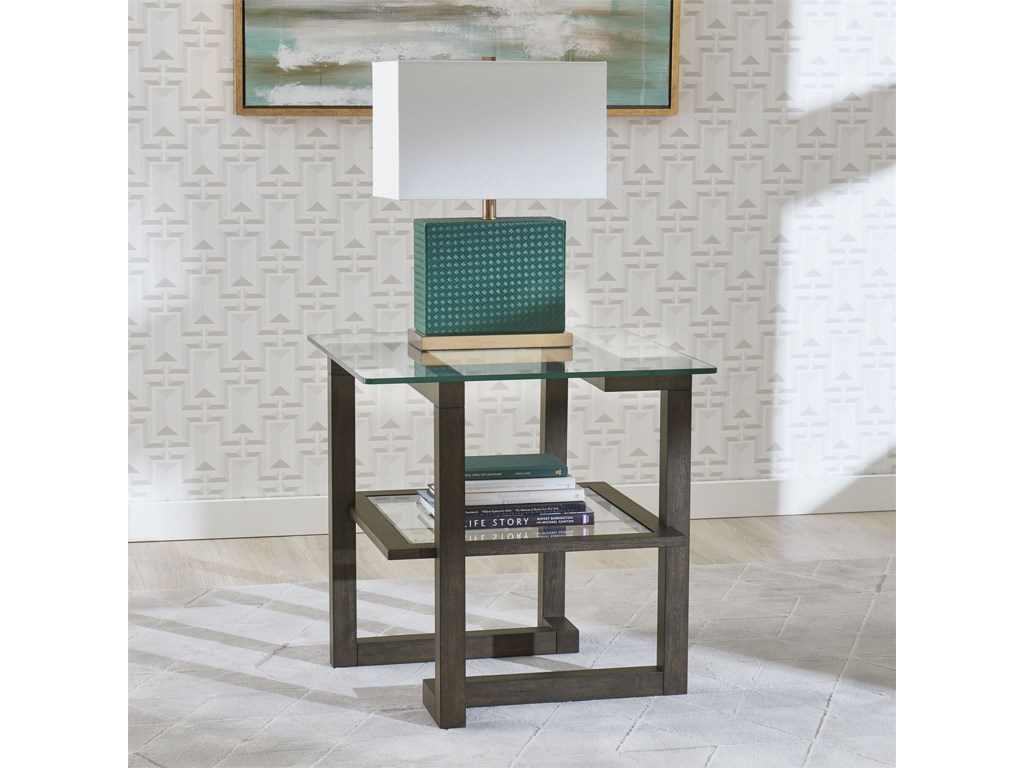 Liberty Furniture CalypsoSquare End Table