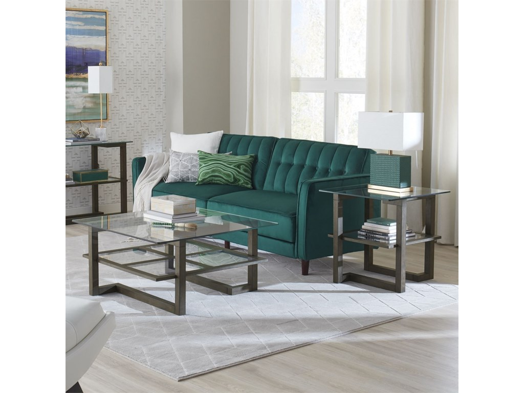 Liberty Furniture CalypsoSofa Table