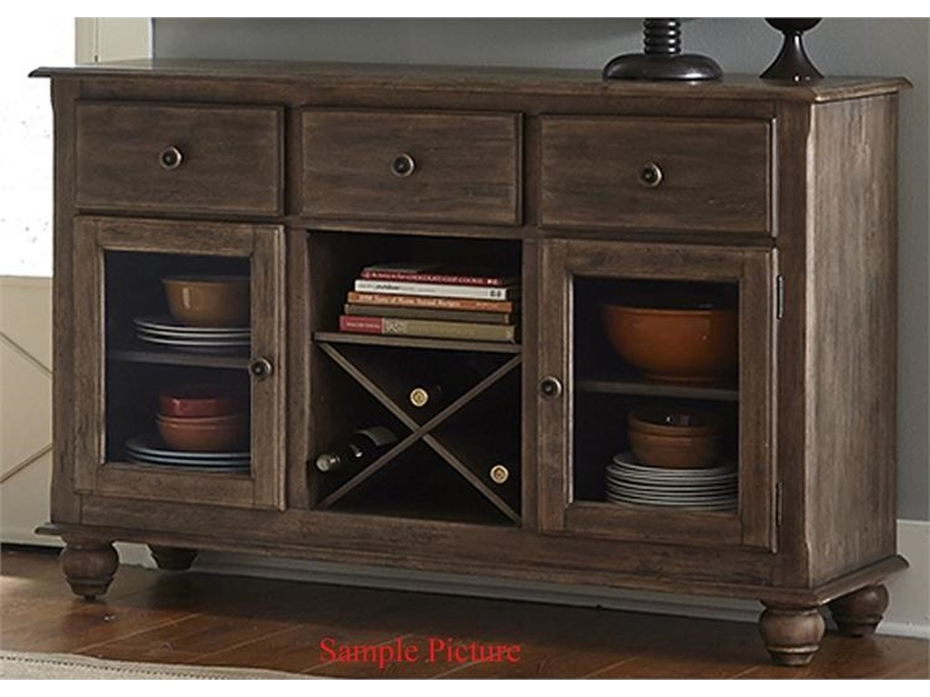 Liberty Furniture CandlewoodServer