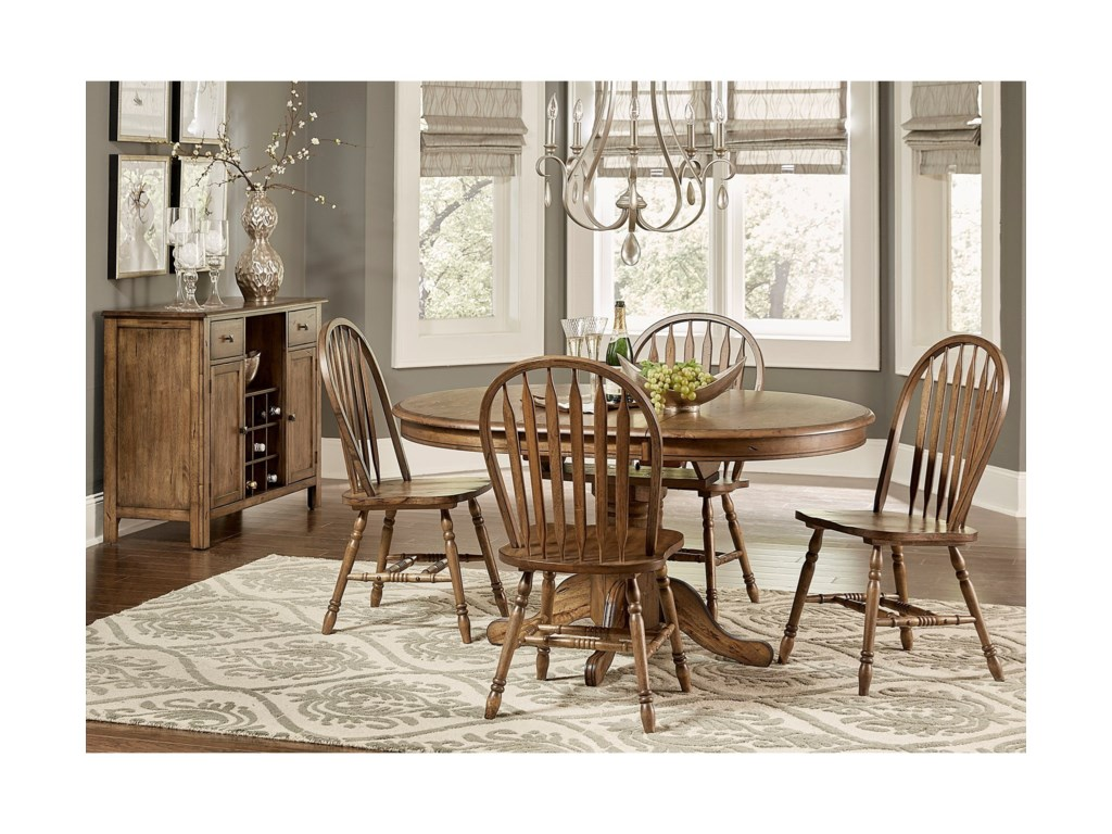 Liberty Furniture Carolina CrossingCasual Dining Room Group