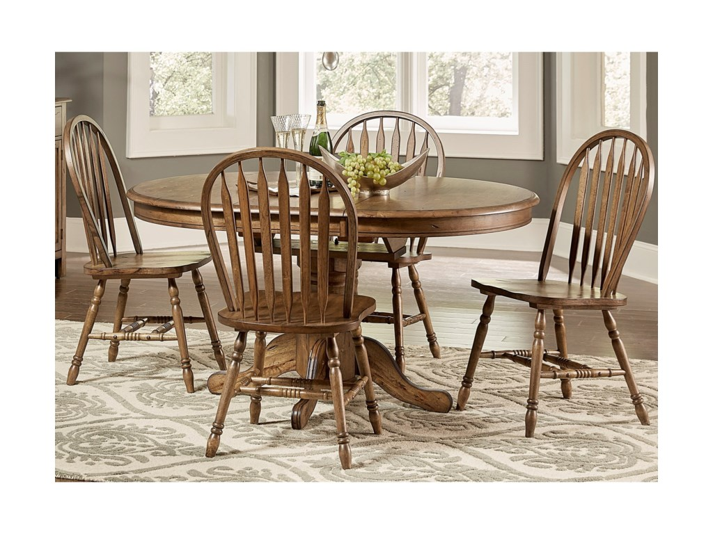 Liberty Furniture Carolina CrossingWindsor Side Chair