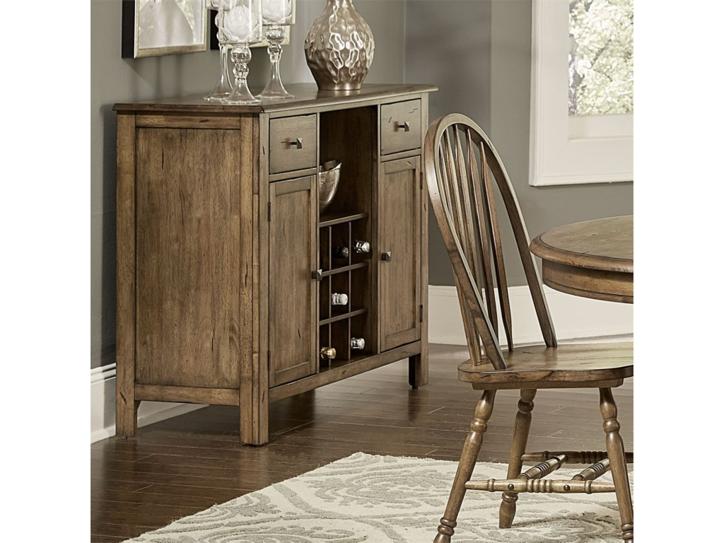 Liberty Furniture Carolina CrossingDining Server