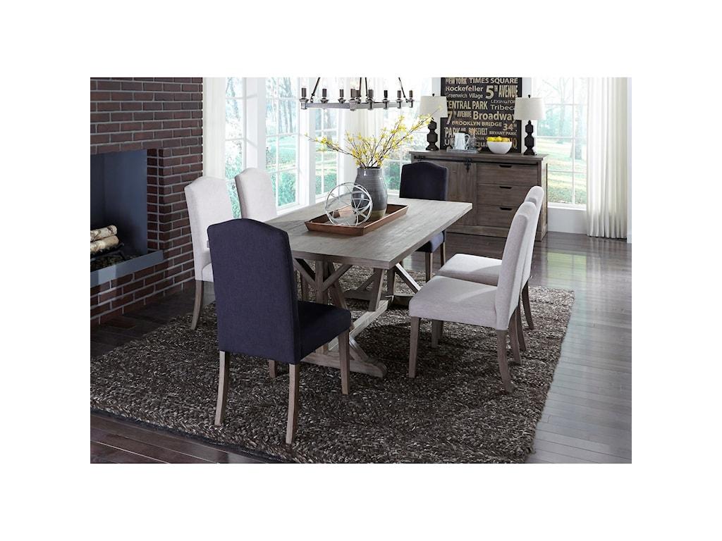 Liberty Furniture Carolina LakesCasual Dining Room Group