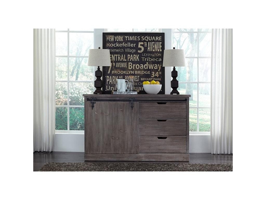 Liberty Furniture Carolina LakesServer