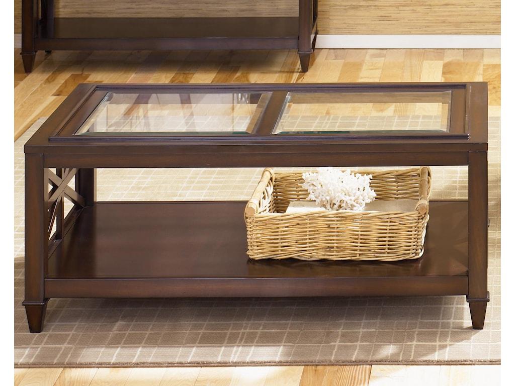 Liberty Furniture CarolineRectangular Cocktail Table