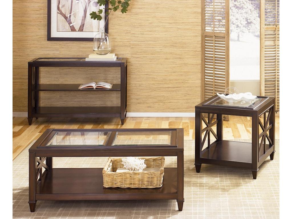 Liberty Furniture CarolineSofa Table