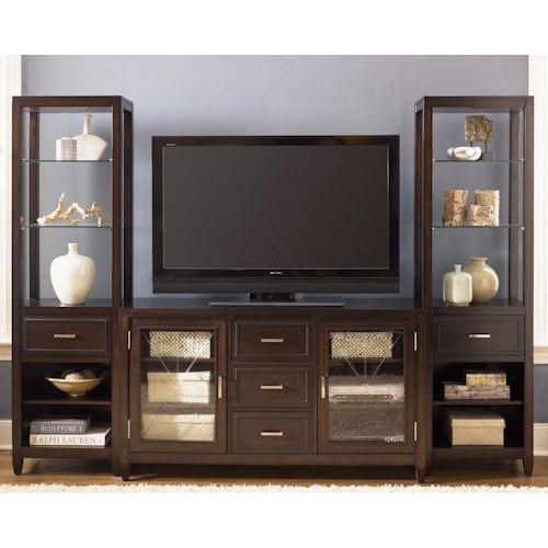 Liberty Furniture Caroline Entertainment Set