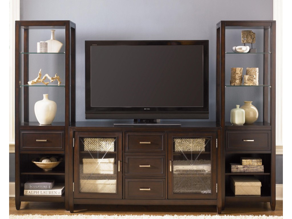 Liberty Furniture CarolineEntertainment Set