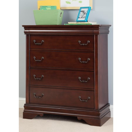 Youth Five Drawer Chest