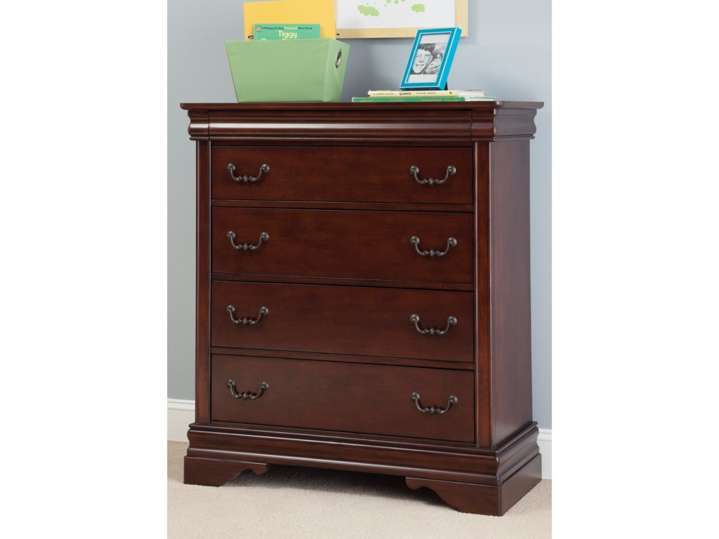 Liberty Furniture Carriage CourtYouth Five Drawer Chest