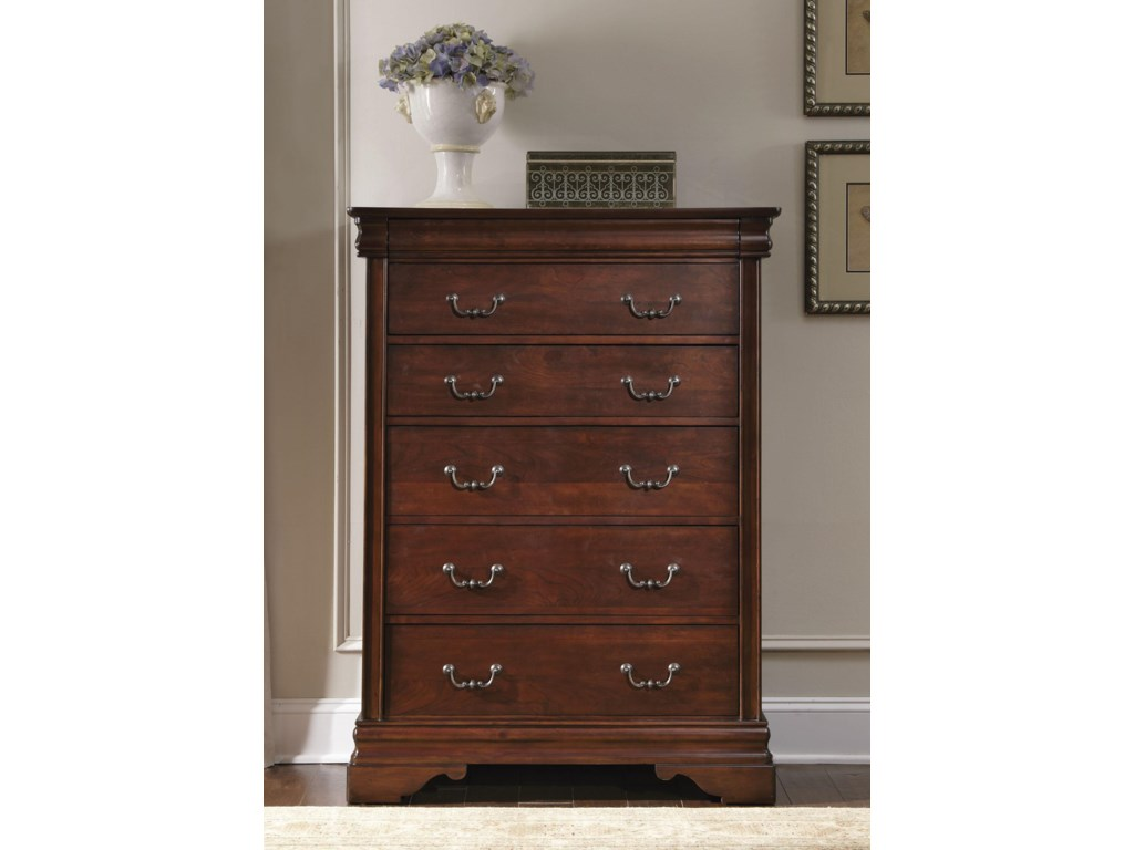 Liberty Furniture Carriage Court6 Drawer Chest