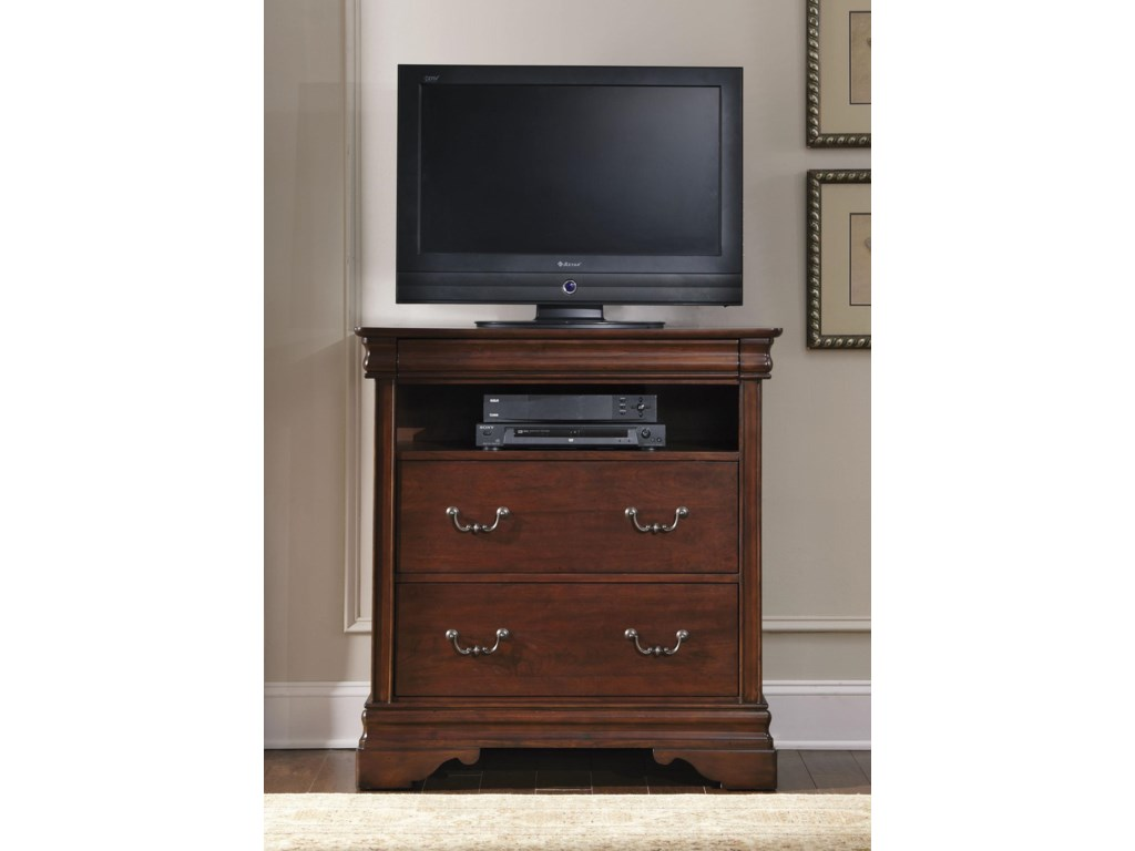 Liberty Furniture Carriage CourtMedia Chest