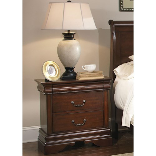 Liberty Furniture Carriage Court 3 Drawer Night Stand
