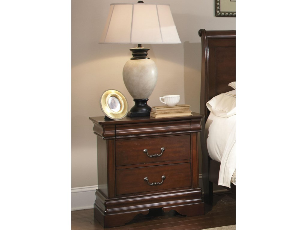 Liberty Furniture Carriage CourtNight Stand
