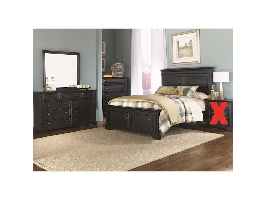 Liberty Furniture Carrington IIQueen Bedroom Group