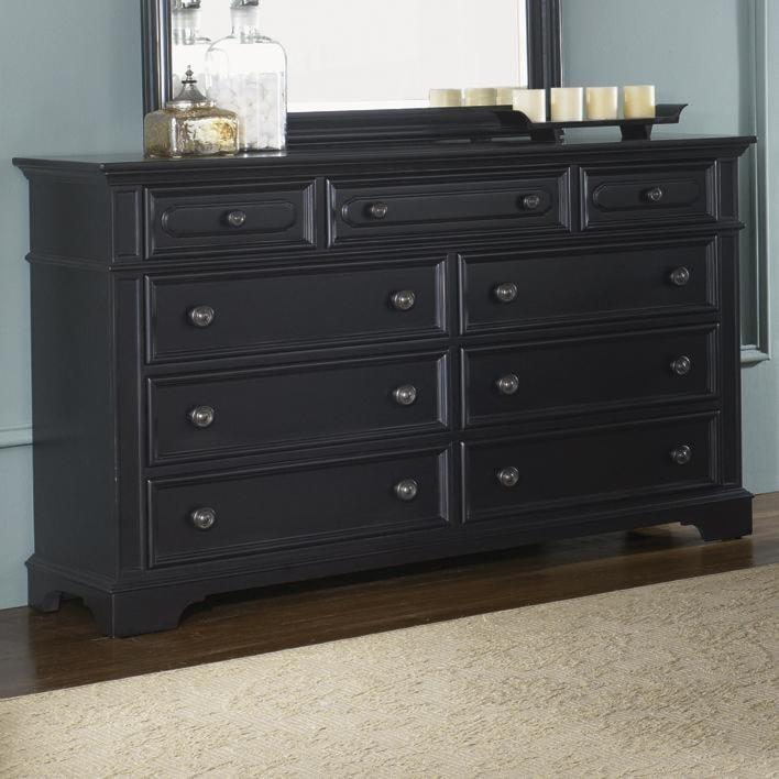 Liberty Furniture Carrington II9 Drawer Dresser