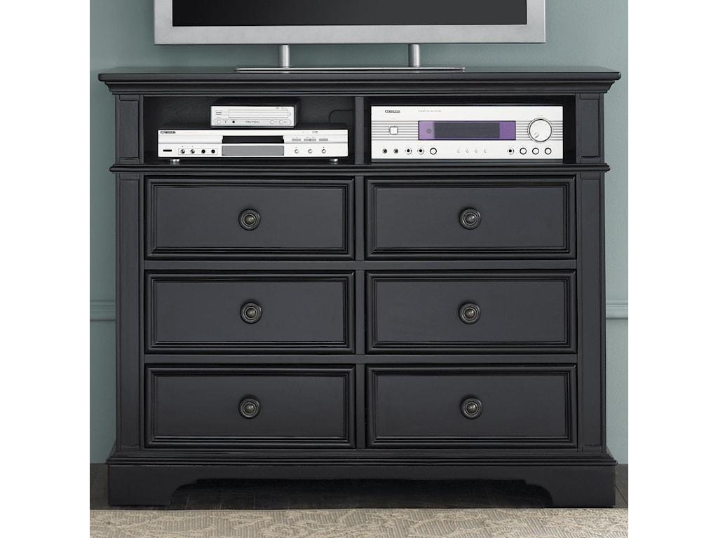 Liberty Furniture Carrington IIMedia Chest