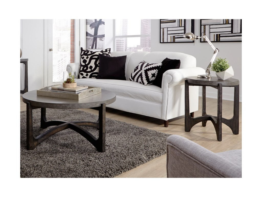 Liberty Furniture Cascade3 Piece Occasional Table Group