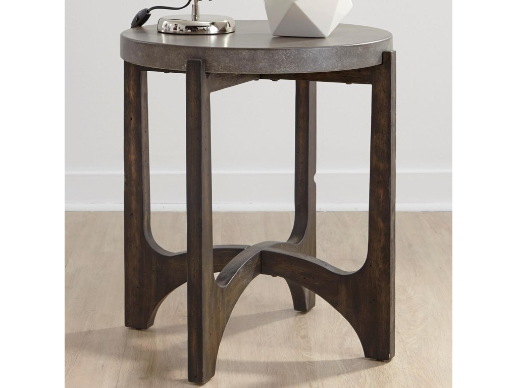 Liberty Furniture CascadeEnd Table