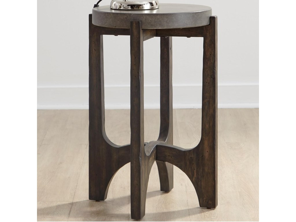 Liberty Furniture CascadeChairside Table