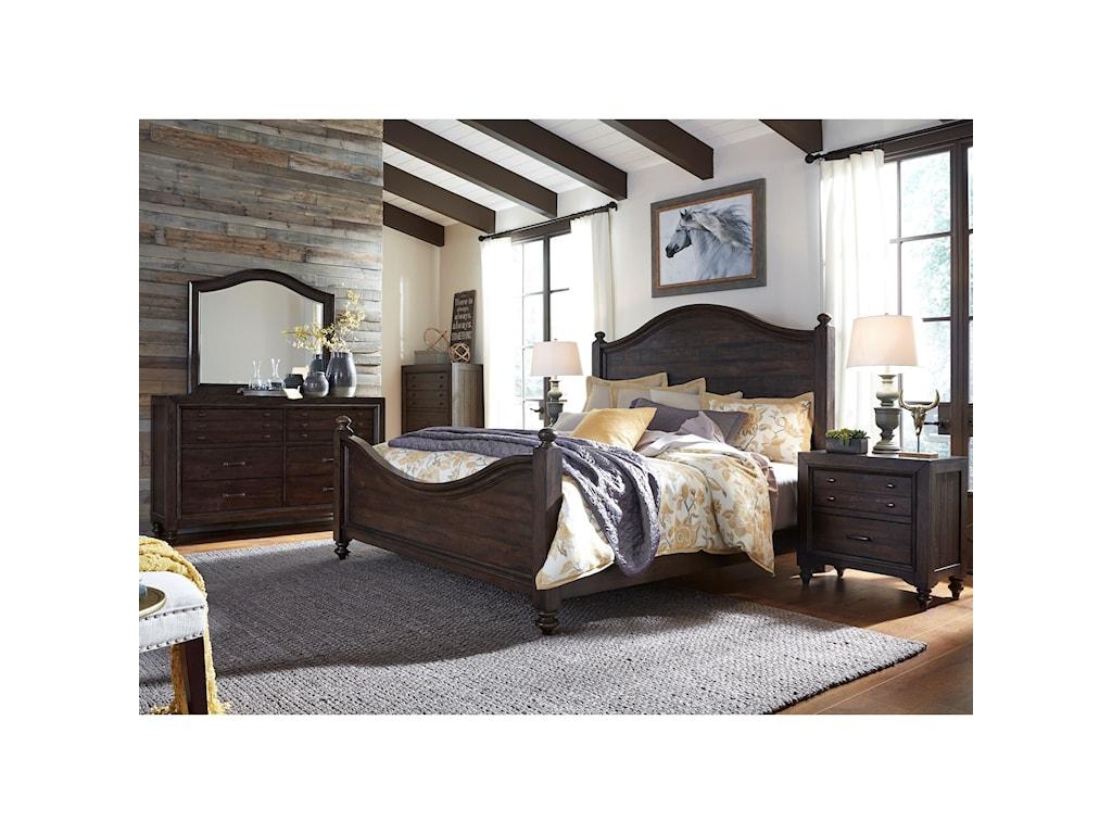 Liberty Furniture Catawba Hills Bedroom6 Drawer Dresser