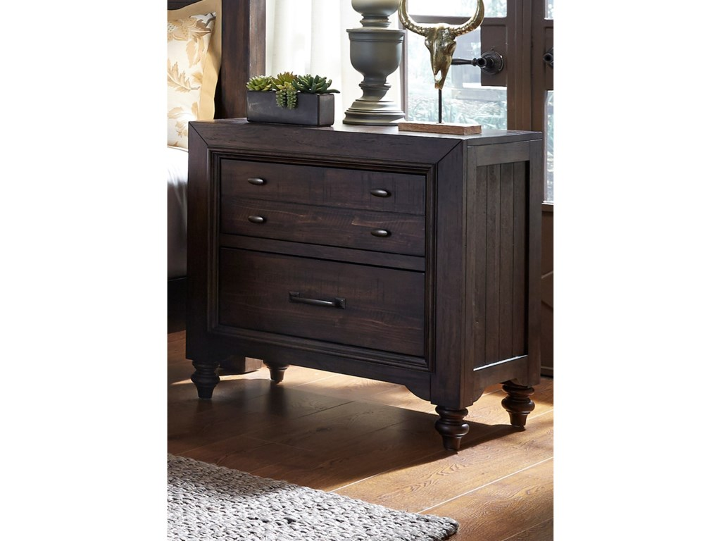 Liberty Furniture Catawba Hills Bedroom2 Drawer Night Stand