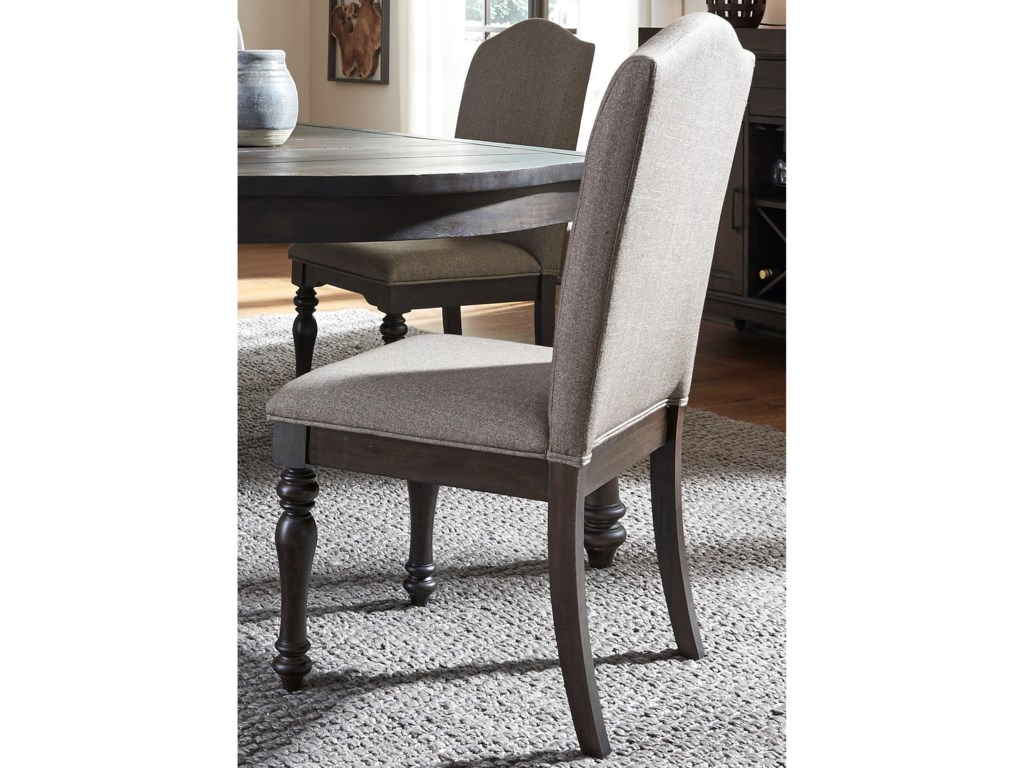 Liberty Furniture Catawba Hills DiningUpholstered Side Chair