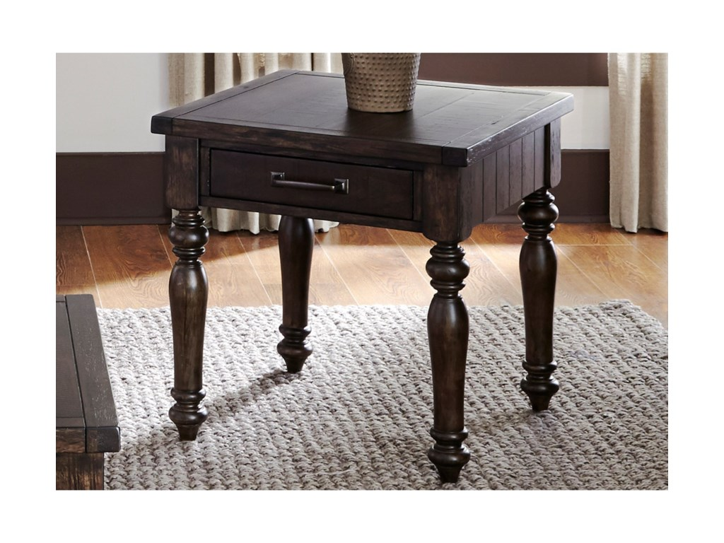 Liberty Furniture Catawba Hills OccassionalEnd Table