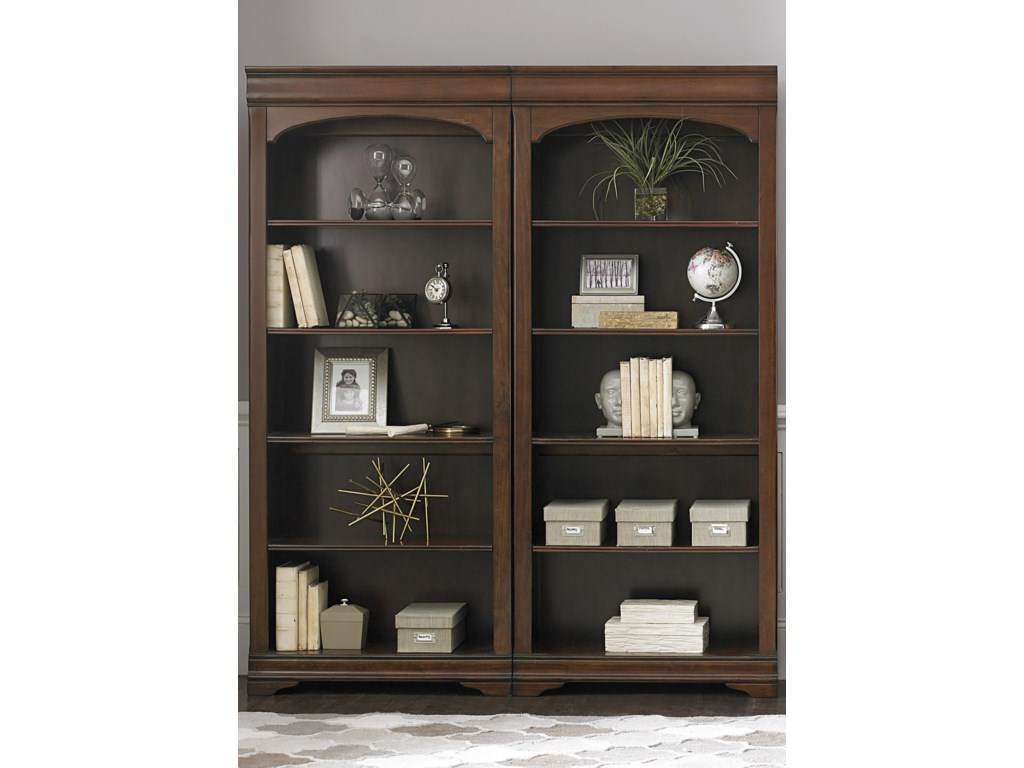 Liberty Furniture Chateau ValleyBunching Bookcase