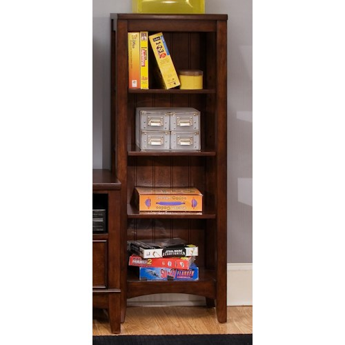 Liberty Furniture Chelsea Square Youth Student Bookcase