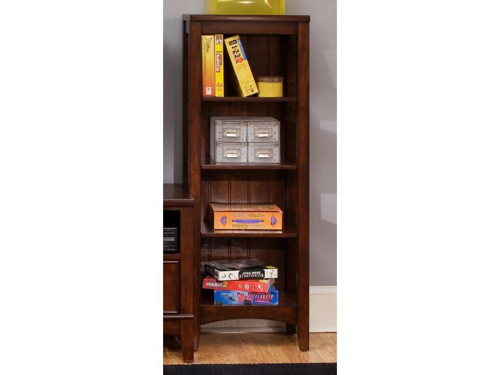 Liberty Furniture Chelsea Square YouthStudent Bookcase