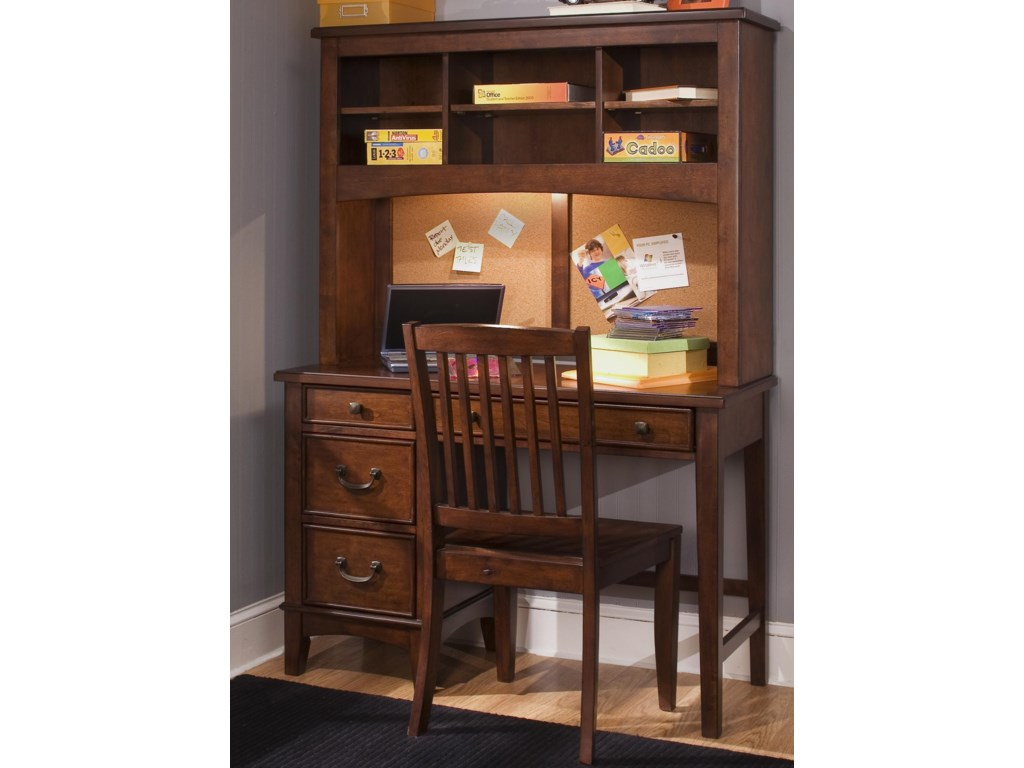 Shown with Optional Coordinating Hutch