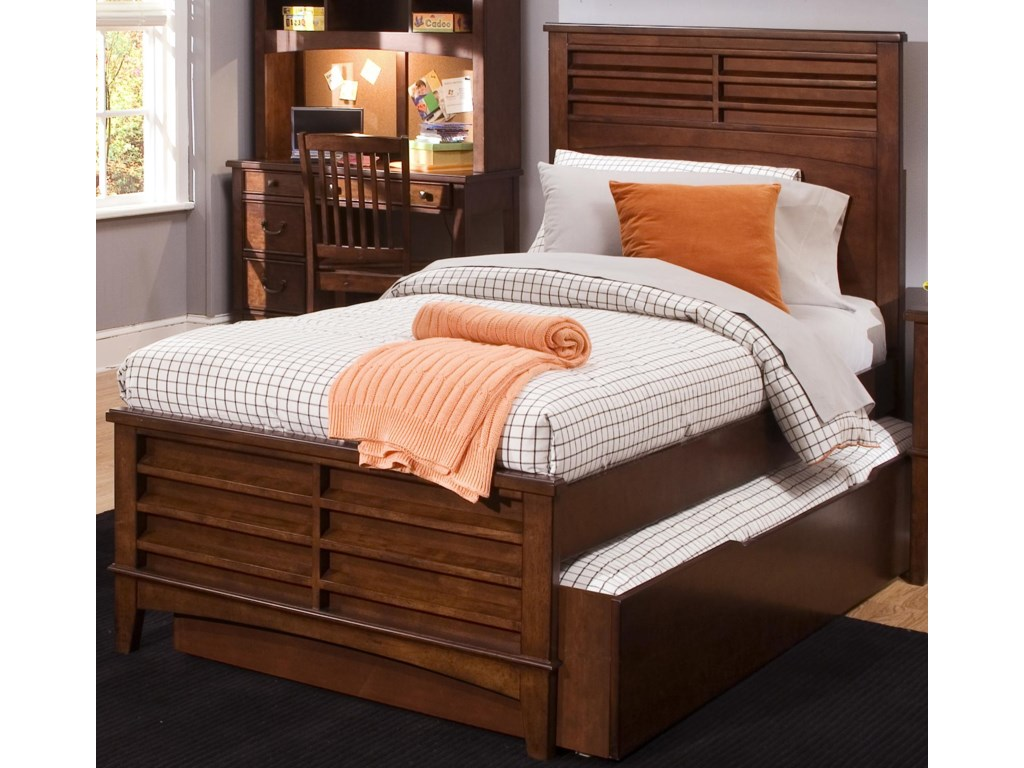 Liberty Furniture Chelsea Square YouthTwin Panel Bed