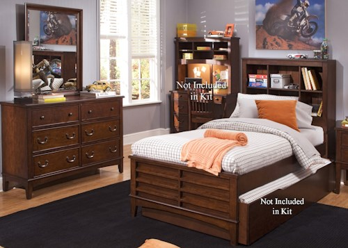 Liberty Furniture Chelsea Square Youth Bedroom Group