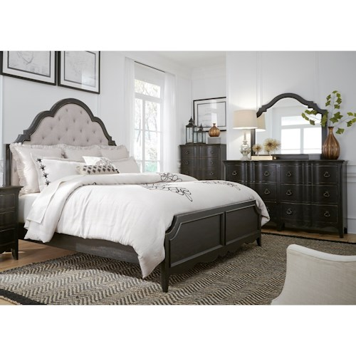 Liberty Furniture Chesapeake Relaxed Vintage King Bedroom Group