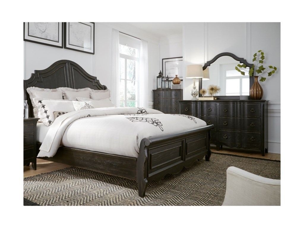Liberty Furniture ChesapeakeKing Bedroom Group