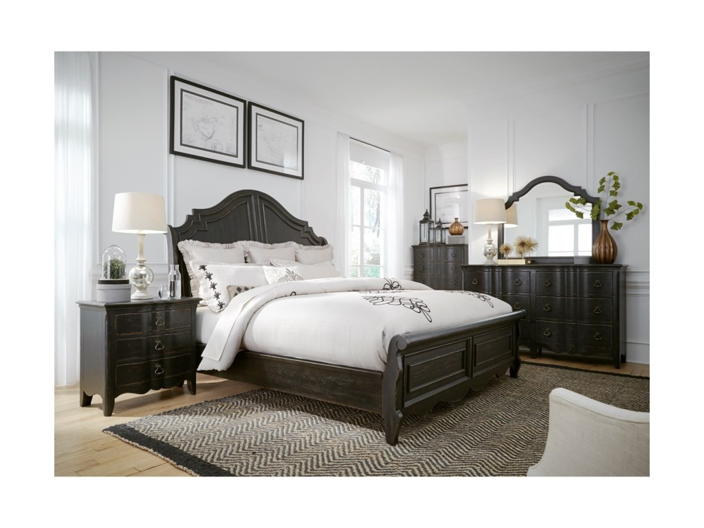 Liberty Furniture ChesapeakeQueen Bedroom Group