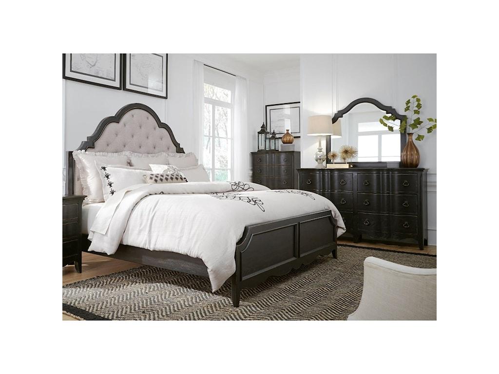 Liberty Furniture ChesapeakeQueen Bedroom Group