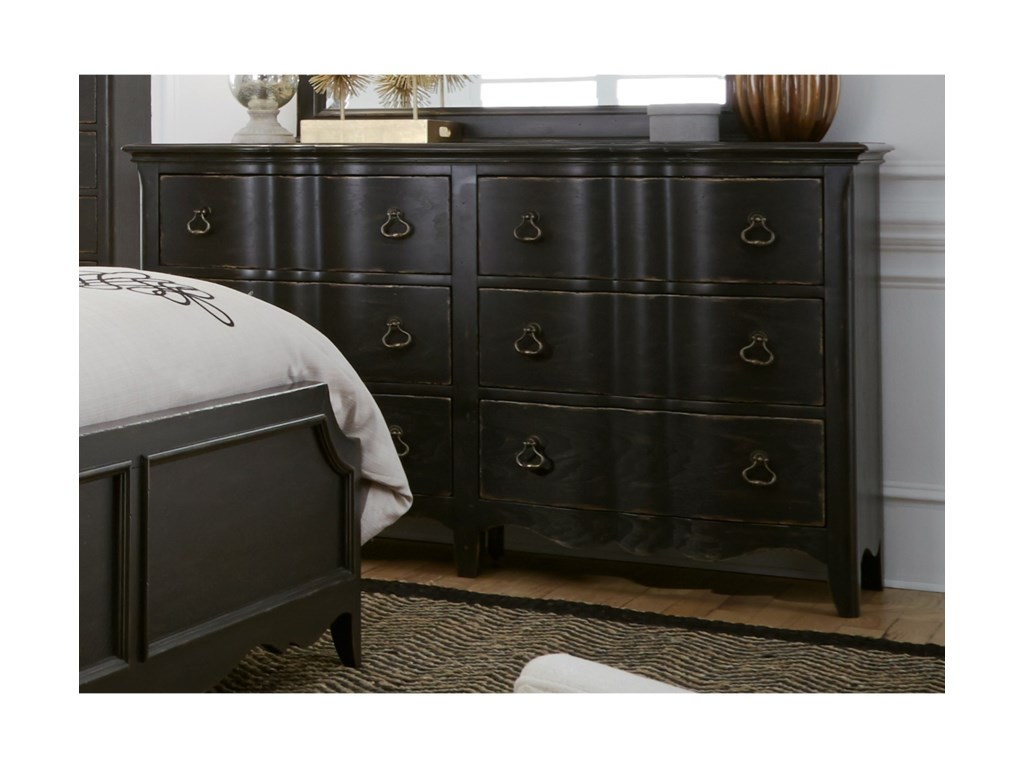 Liberty Furniture Chesapeake6-Drawer Dresser