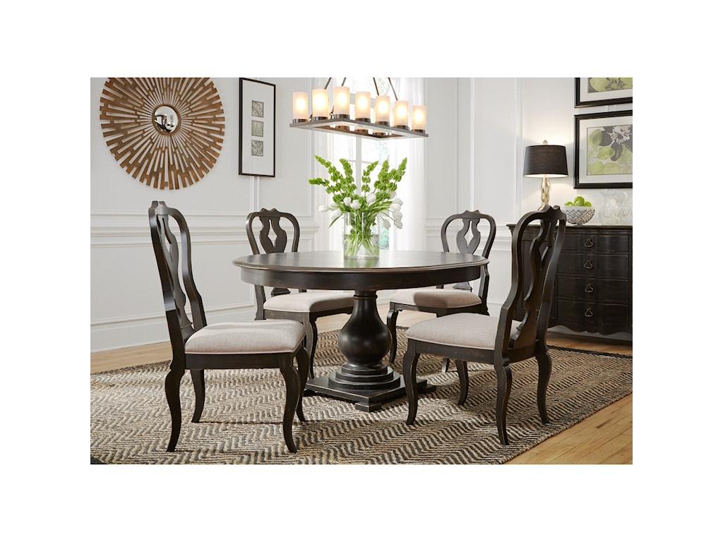 Liberty Furniture ChesapeakeDining Room Group