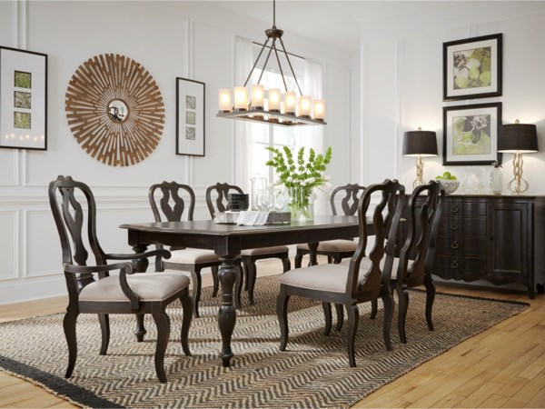 Liberty Furniture Chesapeake Dining Room Group