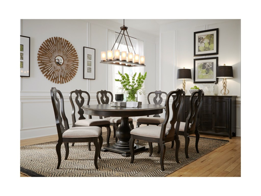 Liberty Furniture ChesapeakeTable and Chair Set