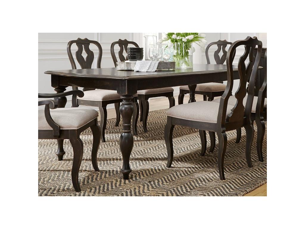 Liberty Furniture ChesapeakeRectangular Dining Table
