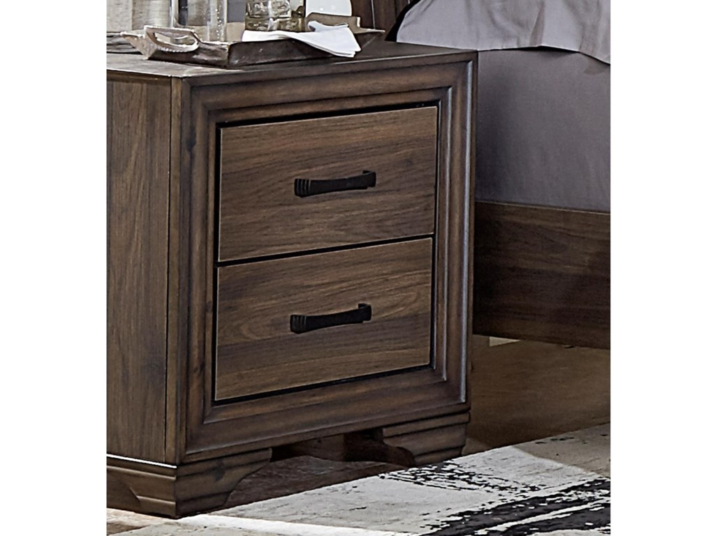Liberty Furniture Clarksdale2 Drawer Night Stand