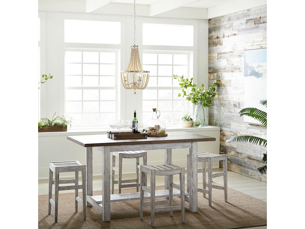 Liberty Furniture Color NookGathering Table